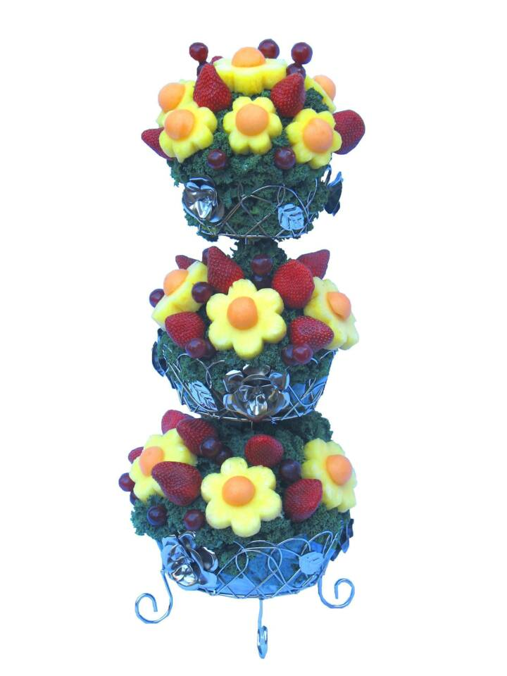 Tooty Fruity Cardiff, fruit bouquets and edible arrangements ideal ...